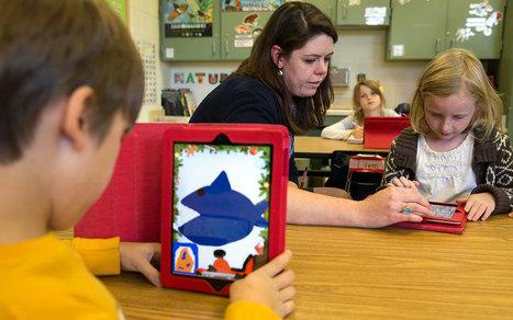 Tech-ifying learning? Teacher knows best - Al Jazeera America   21st Century Literacy and Learning   Scoop.it