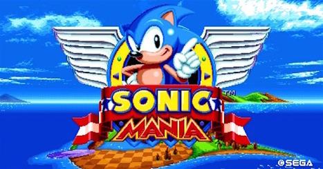Il vous avait manqué ? Sonic revient faire chauffer vos consoles   Pacman Syndrome   Scoop.it