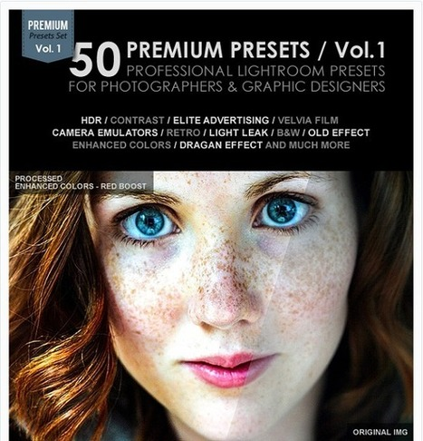 Best Lightroom Presets for Professionals | Templates | Scoop.it