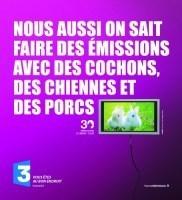 France 3 s'en prend avec humour auxconcurrents   Communication-publicite   Scoop.it