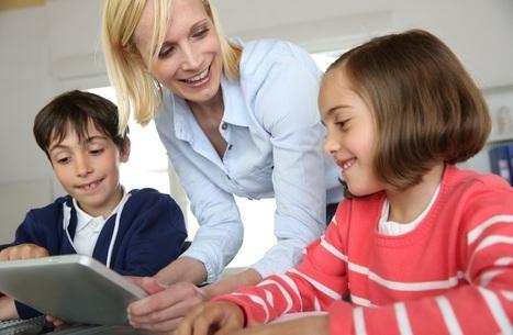 Le succès du numérique à l'école repose aussi sur la formation des ... - Les Échos | Bib & numérique | Scoop.it