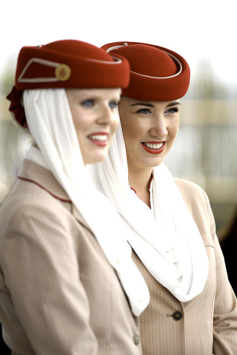Gulf airlines defend female cabin crew policies   OHS, the Aviation industry & Myself   Scoop.it
