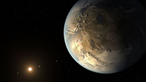 Astronomers Spot Most Earth-Like Planet Yet - ABC News | Out of This World Earth Science | Scoop.it