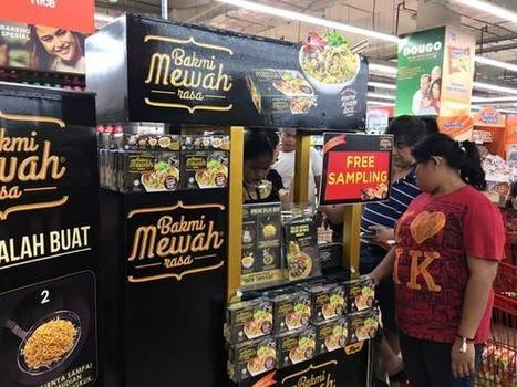 Upscale instant noodles delight Indonesians- Nikkei Asian Review   Indonesian Travellers   Scoop.it