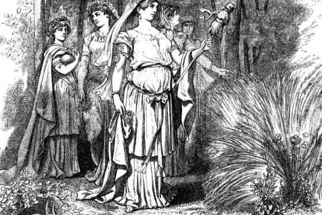 Spring Equinox Facts 2016: History Of The Pagan Ostara Festival | Pagan | Scoop.it