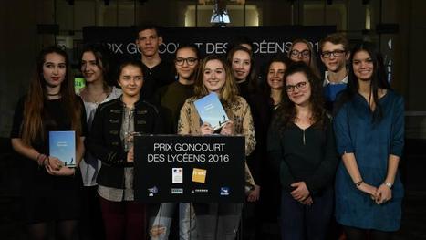 Prix Goncourt des Lycéens 2016 | Pôle Ressources et Informations  EDUCATION ARTISTIQUE et CULTURELLE | Scoop.it