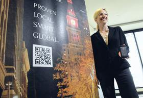 Real estate world taking to QR codes   Denver Business Journal   AniseSmith QR codes   Scoop.it