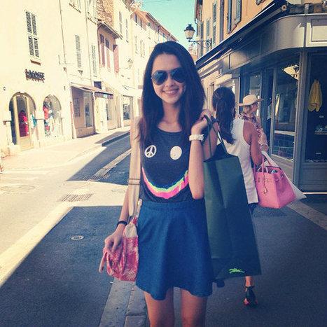 แต่งตัวใสๆ สไตล์นางเอกวัยรุ่น แพทริเซีย กู๊ด | fashion in Thailand | Scoop.it