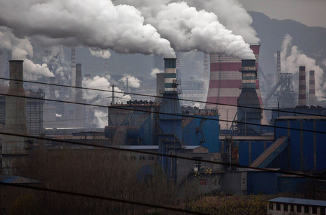 Dark Clouds Loom for Oil as China Chases Blue Skies for G-20 | Sustain Our Earth | Scoop.it