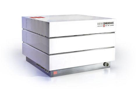 Brennstoffzelle New Enerday EN 500 P: Strom aus Gas   Wissenschaft   Scoop.it