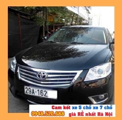 Địa chỉ Cho thuê xe Camry tại Hà nội, Xe mới, Lái cứng, Giá rẻ | Cho thuê xe cẩu tự hành | Scoop.it