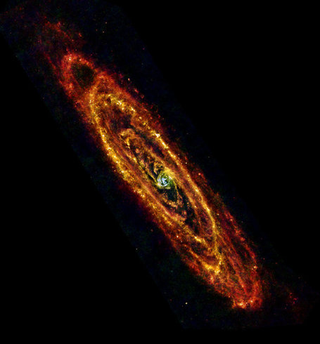 Cool Andromeda | Unknown Knowledge | Scoop.it
