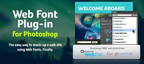 10 plugins de Photoshop imprescindibles para diseño web | Herramientas y Utilidades | Scoop.it