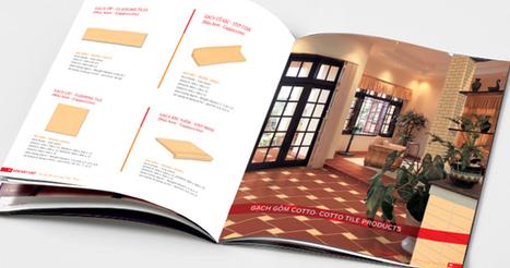 Thiết kế profile công ty chuyên nghiệp và ấn tượng | LogoArt.vn | Scoop.it