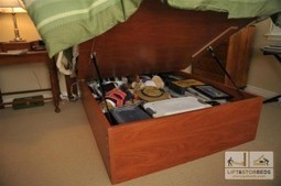3 Tips For Making The Perfect Storage Bed | Interior Desin | Scoop.it