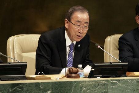 Ban Ki-Moon : «ce que j'attends de la COP21» - le Monde | Actualités écologie | Scoop.it