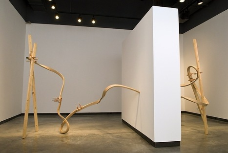 "Emily Hermant: ""Spatial Drawing I"" 