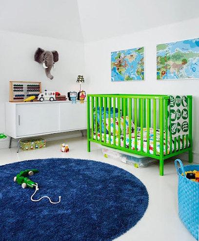 Dossier : Préparer la chambre à coucher de bébé ! par Made by Emy | Maternité | Scoop.it
