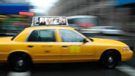 #View #NewYorkCity #by#Taxi | Le It e Amo ✪ | Scoop.it