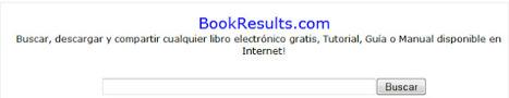 BookResults. Buscador de libros gratuitos para descargar. | Educacion, ecologia y TIC | Scoop.it