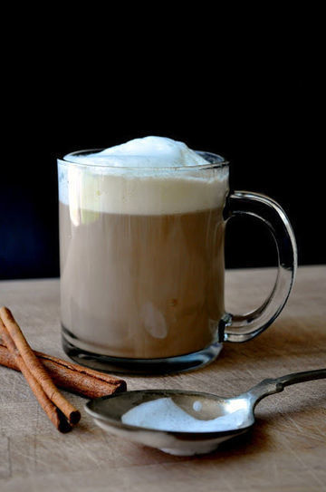 Healthy Homemade Latte Recipes - This Starbucks Dupe Lets You to Make a Cinnamon Dolce Latte at Home (TrendHunter.com) | Urban eating | Scoop.it