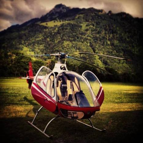 New born baby Cabri: my new friend to fly over the rainbow | Heli Daily | Scoop.it