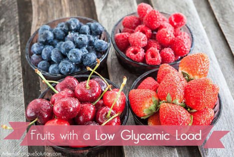 Which Fruits Have The Lowest Glycemic Load? | PreDiabetes News | Scoop.it