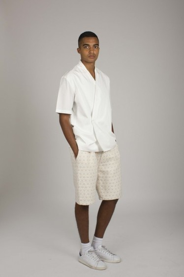 We Are Selecters · polkadot jacquard shorts by SUNNEI | My Fashion Selection | Scoop.it