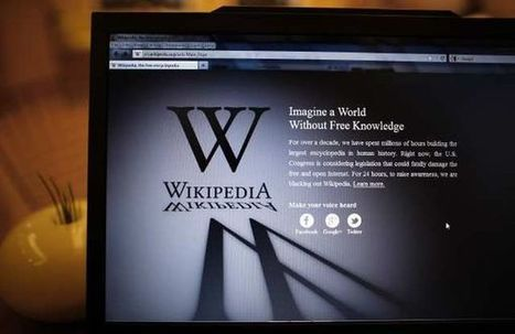 Wikipedia: SOPA protest led 8 million to look up reps in Congress | Technoculture | Scoop.it