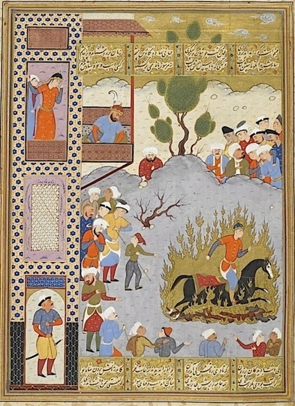 15,000 images of Persian manuscripts online - Asian and African studies blog | Fairy tales, Folklore, and Myths | Scoop.it
