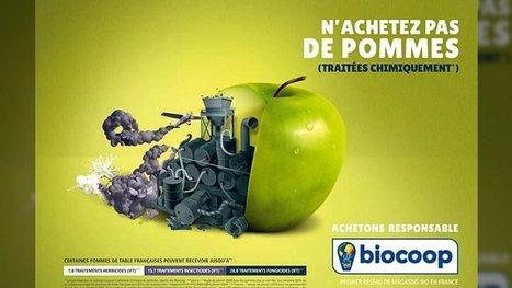 Biocoop fait campagne contre les pesticides. Résultat ? 30000€ d'amendes ! Explications. | Chronique d'un pays où il ne se passe rien... ou presque ! | Scoop.it