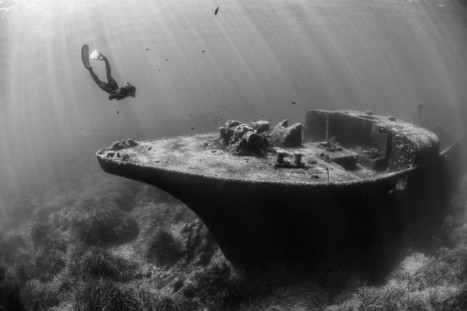 37 Incredible Wreck Dives That Will Give You Goosebumps | DiverSync | Scoop.it