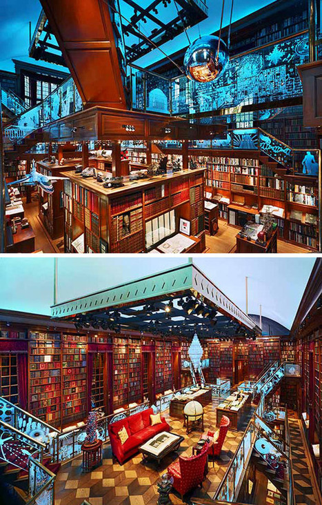 20 Beautiful Private and Personal Libraries | What Surrounds You | Scoop.it