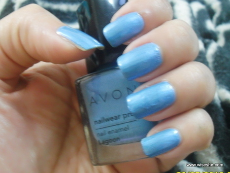 Avon Nail wear Pro Nail Enamel in Lagoon- Review and Swatches | For the Love of AVON Products | Scoop.it