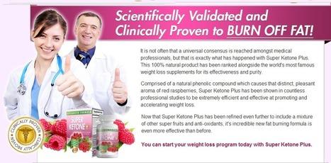 Super Ketone Plus - Absolutely Free Trial Pack | Healthy body image | Scoop.it