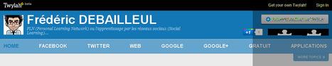 Frédéric DEBAILLEUL Twitter | Frédéric DEBAILLEUL Trending | Time to Learn | Scoop.it