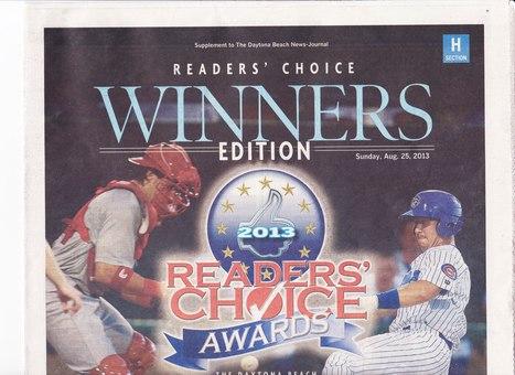 Daytona Beach News Journal's 2013 Readers' Choice Awards Winner!!! - Progressive Physical Therapy | Sports Ethics: Moye, S. | Scoop.it