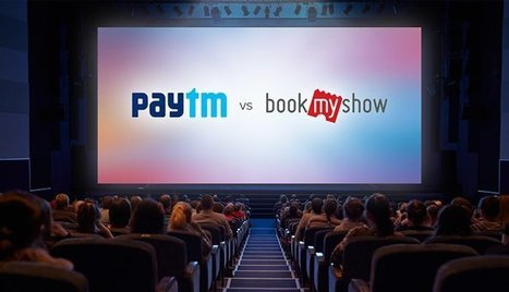 Is Paytm Going to Break the Monopoly of BookMyShow? | Social Media, Contents, Marketing and More | Scoop.it
