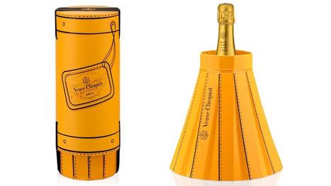 Veuve Clicquot's New Packaging Transforms Into Its Own Bottle Chiller | Mes coups de coeur com' | Scoop.it