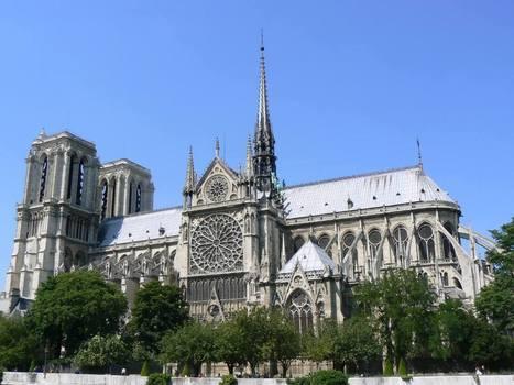 Notre-Dame de Paris | Middle Ages newspapper | Scoop.it