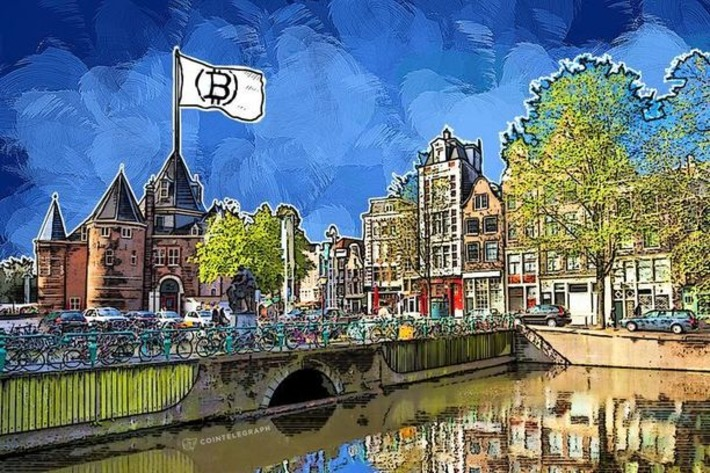 The Amsterdam Bitcoin Embassy: 'A Screen Against the Foundation' - CoinTelegraph | money money money | Scoop.it