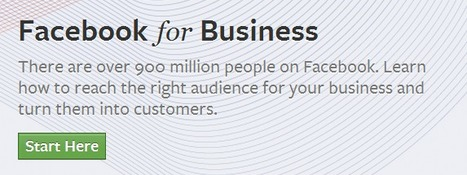 Facebook Revamps its Small Business Resource Site | Social Media Marketing Superstars | Scoop.it