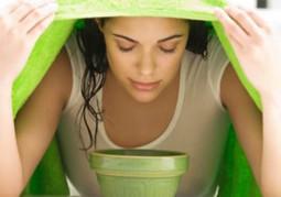 Xông hơi giúp trị mụn dưới da | cachlamsuachua | Scoop.it