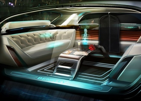 Bentley Envisions 3D Printed Luxury Car of the Future | INDUSTRY 4.0: Additive Manufacturing | Scoop.it