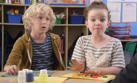 How Unscripted Are Those Kids' Responses In The AT&T Ads? | Troy West's Radio Show Prep | Scoop.it