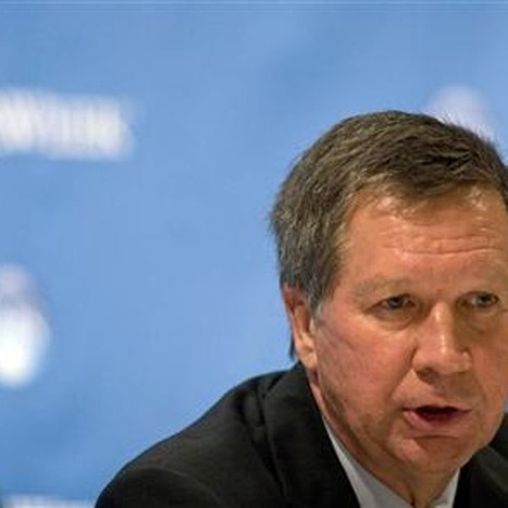 Ohio governor signs law slightly weakening gun controls | Littlebytesnews Current Events | Scoop.it