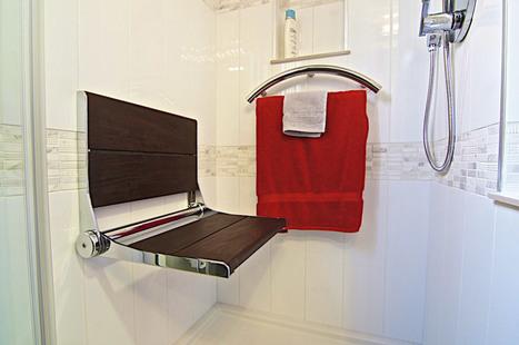 Accessoires esthétiques et pratiques pour la douche - Hebdo Rive Nord   Accessoires salle de bains   Scoop.it