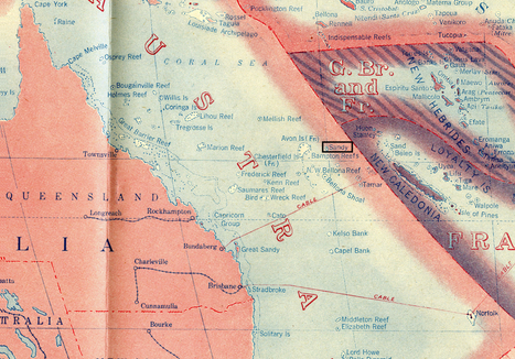 2012—A CARTOGRAPHIC RECAP - National Geographic | Cartography | Scoop.it