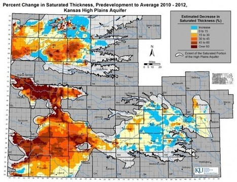 In Kansas, Ruinous Drought Tests Notable Model For Supplying ... | U s drought | Scoop.it