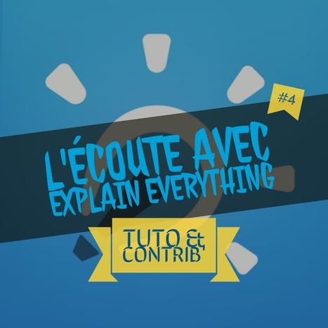 Écoute musicale & Explain Everything #4 commencer - EdmusiPad.fr | Tablettes numériques | Scoop.it